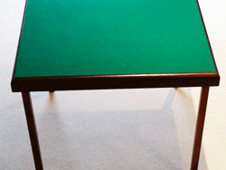 Premier Bridge Table