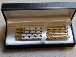 Bridge Pen Set