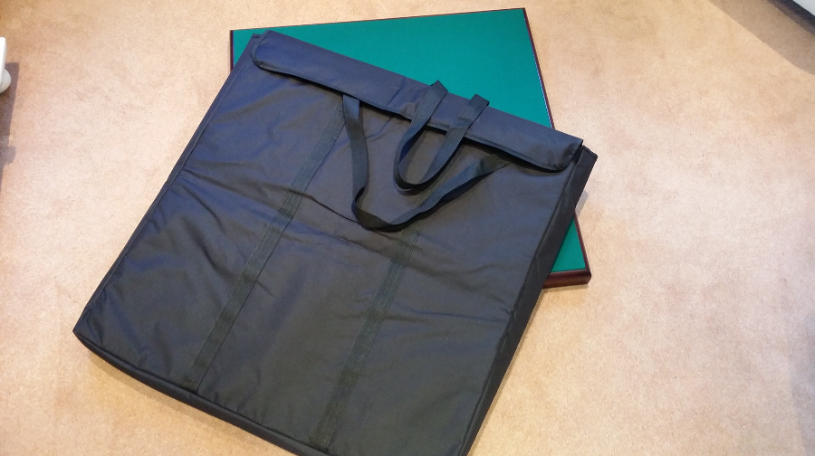 Keep Your Folding Bridge Table Clean And Protected With Our  Specially Designed Carry Bag.